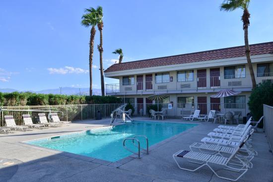 Thousand Palms, Kalifornia: Pool