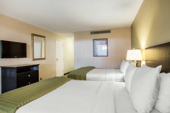 Μοντέστο, Καλιφόρνια: Guest Room