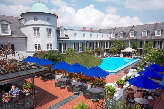 Royal Sonesta New Orleans: Outdoor Heated Pool & Oasis Pool Bar