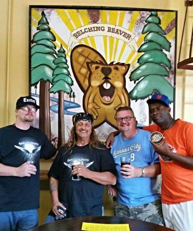 Vista, CA: Belching Beaver Brewery