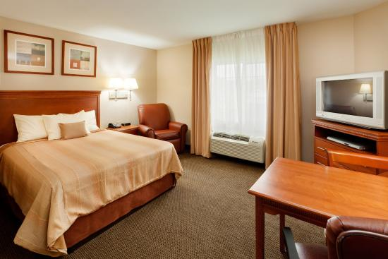 Stevensville, MI: Guest Room