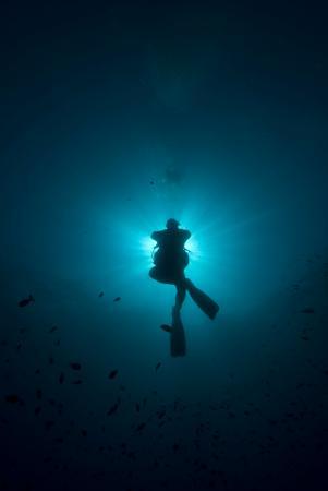 SubLimits Diving Center : Relajate escuchando únicamente tu propia respiración
