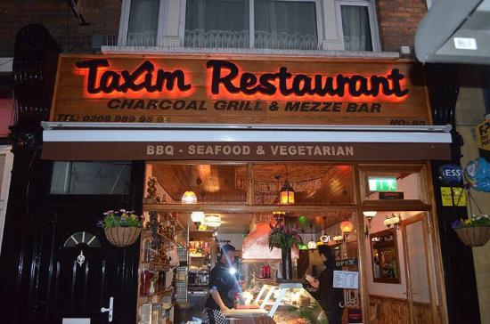 Taxim Restaurant