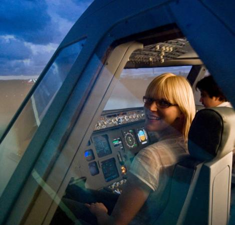 Jet Sim Flightsimulation & Flighttraining