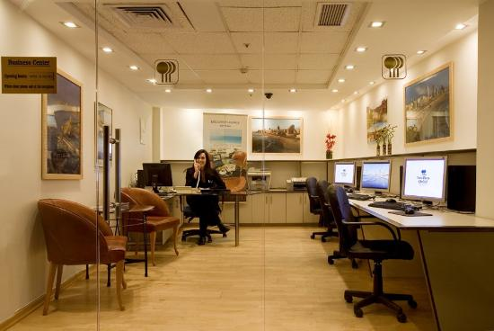 Park Plaza Orchid Tel Aviv: Business Center
