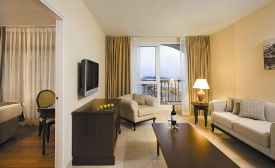 Park Plaza Orchid Tel Aviv: Junior Suite