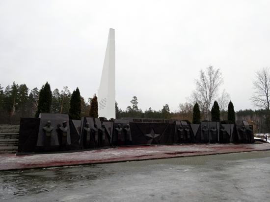 партизанская поляна.брянск фото