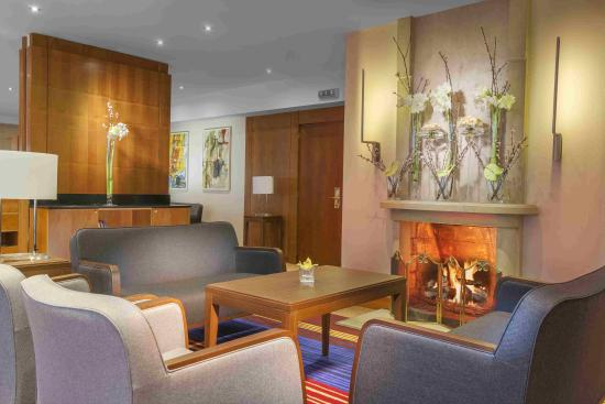 Hilton Prague: Executive Lounge