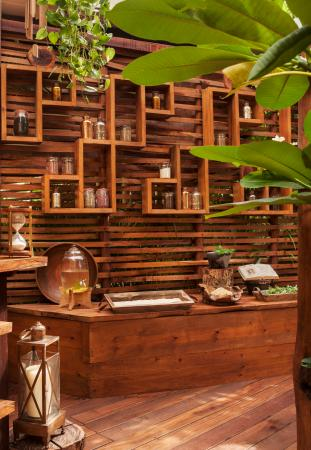 Rosewood Mayakoba: Kuxtal Sensory Garden