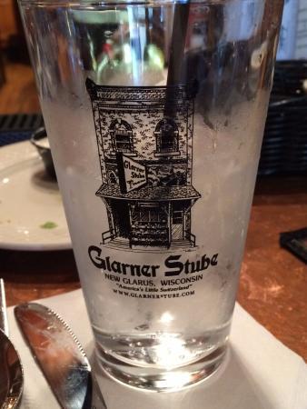 New Glarus, Ουισκόνσιν: Just a glass