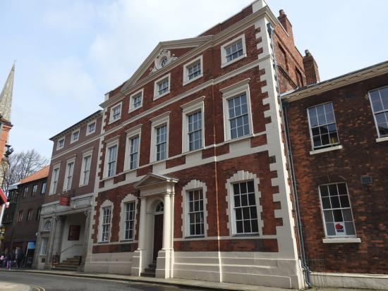 Fairfax House