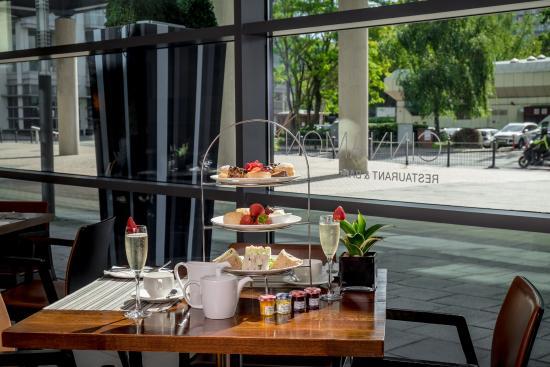 Cinnamon Restaurant and Bar: Afternoon Tea