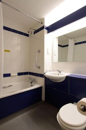 Middlewich, UK: Bathroom