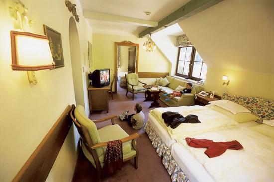 Hoteldorf Gruner Baum: Family Apartment