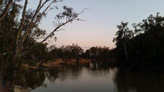 Landscape - Cadell on the Murray Photo
