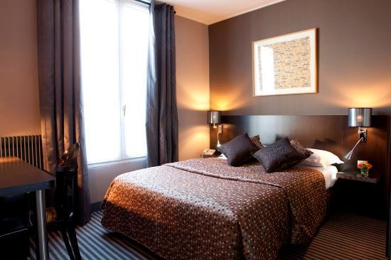 Logis Jardin De Villiers: Room6
