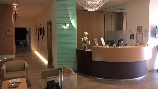 Tatì Hotel : Hall ingresso