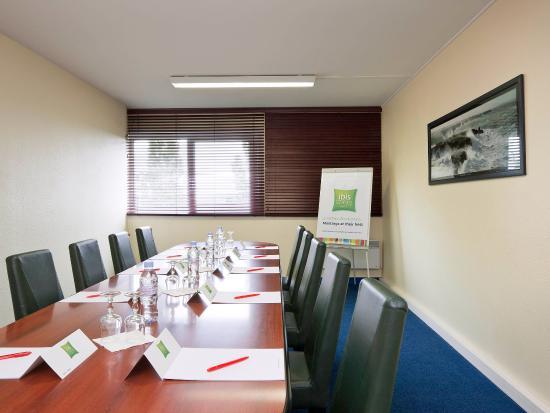 Assevillers, Frankrike: Meeting Room