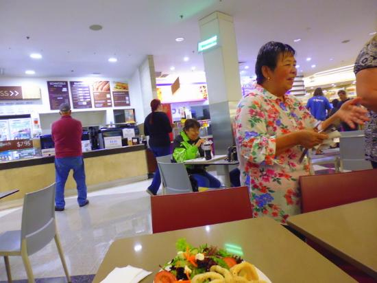 Port Noarlunga, Australien: Some other Costumers at the place