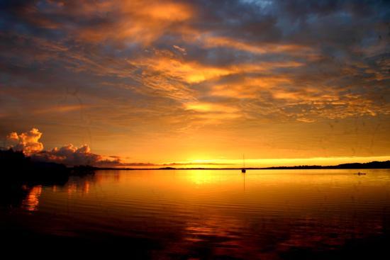 Isla San Cristobal, Panamá: Bocas Sunrise