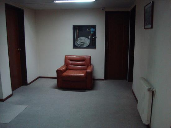 Hotel Aiello: hall habitaciones