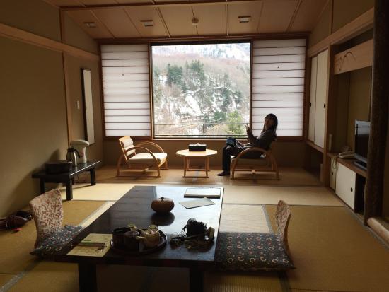 Shirahone Onsen Ebisuya