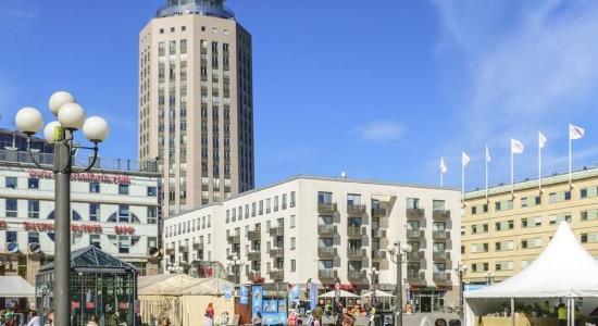 Hotel Alexandra Stockholm Reviews
