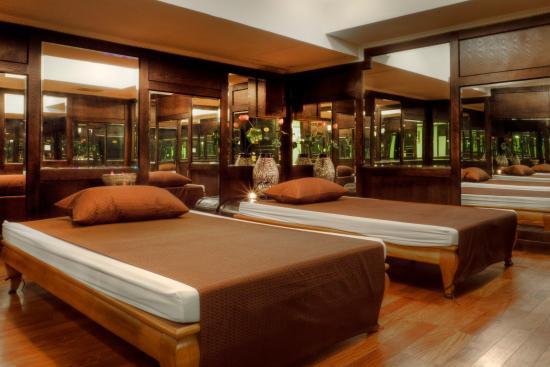 Sunway Hotel Phnom Penh: Massage Room
