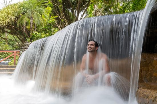 Tabacon Grand Spa Thermal Resort: Tabacon Hot Springs