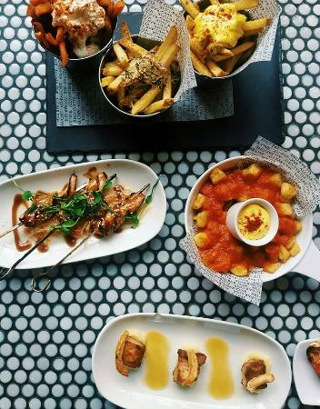 All Bar One: Tapas Tuesday