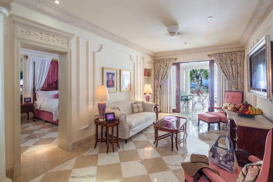 Sandy Lane Hotel: Dolphin Suite