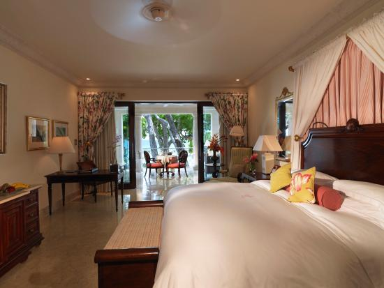 Sandy Lane Hotel: Ocean Room With Dining On Balcony AH