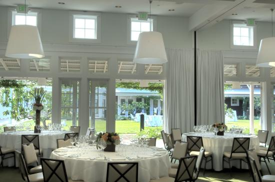 Carneros Resort and Spa: Napa Ballroom Rounds