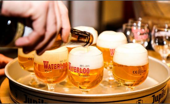 Global Enterprises Tours - Brussels Beer Tasting Tour