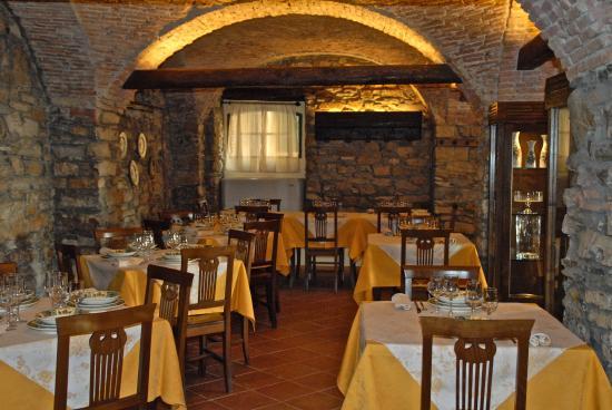 Montegrazie, Italy: Sala Ristorante