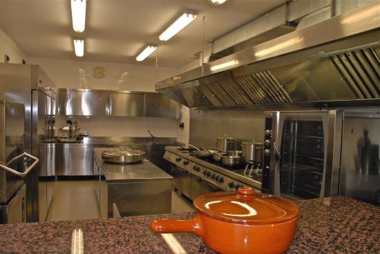 Montegrazie, Italy: Cucina