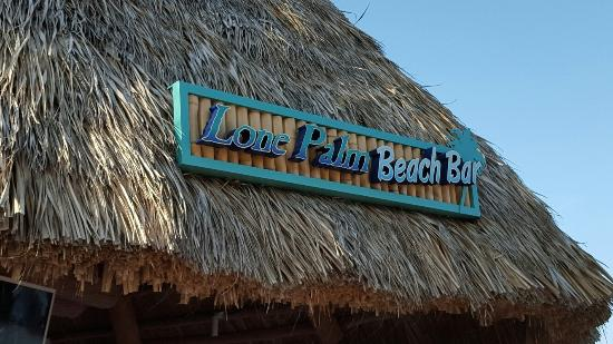 ‪Lone Palm Beach Bar‬