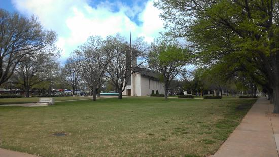 Abilene, KS: Meditation Chapel