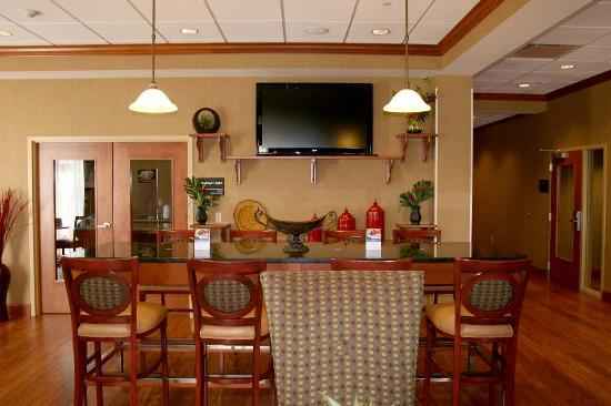 Mountain Home, AR: Breakfast Dining Area