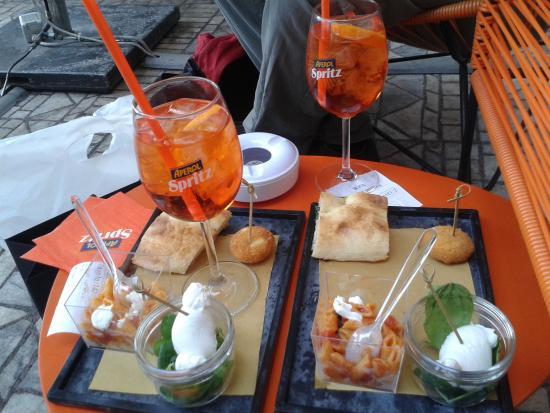 aperitivo - Picture of Terrazza Aperol, Milan - TripAdvisor