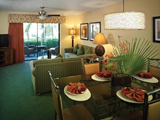 Orlando's Sunshine Resort: OSRLiv Din