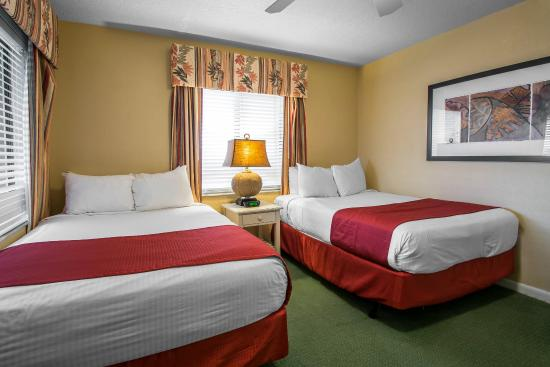 Orlando's Sunshine Resort: Guest room