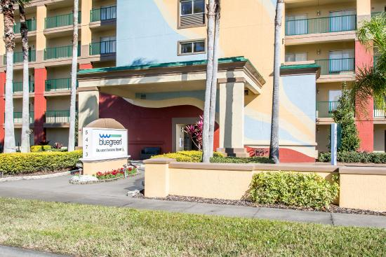 Orlando's Sunshine Resort: Exterior
