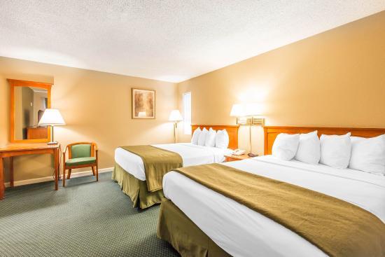 Modesto, Kaliforniya: Guest Room