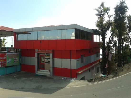 Hotel Burans Breeze : Exterior View