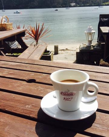 Highcliffe Contemporary Bed and Breakfast: Relaxing stay