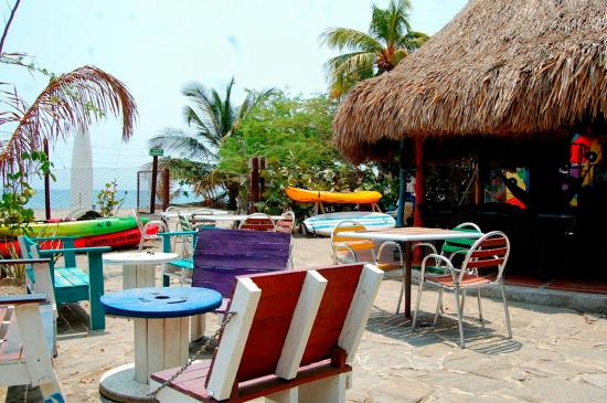 Playa del Ritmo, Beach Hostel & Bar