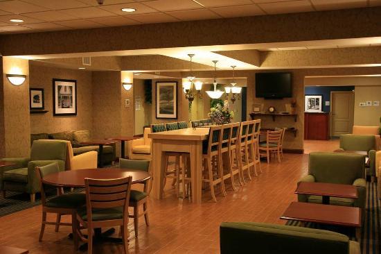 Morehead, KY: Breakfast Dining Area