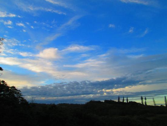 Umzumbe, Zuid-Afrika: Stunning skies from the deck