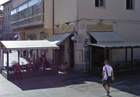 Pontedera, Italia: bar l'angolo